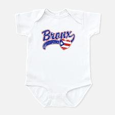 Bronx Puerto Rican Infant Bodysuit