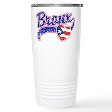 Bronx Puerto Rican Travel Mug