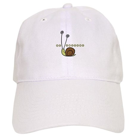 Be Awesome Snail Cap