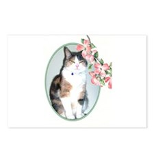 Kitty Mug Postcards (Package of 8)