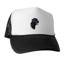 Labrador Retriever (black) Trucker Hat
