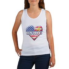 USMC Wife - Women's Tank Top