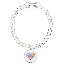 USMC Wife - Bracelet