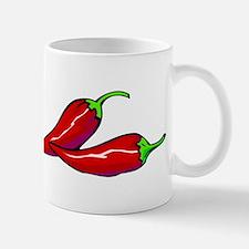 Red Hot Peppers Mug