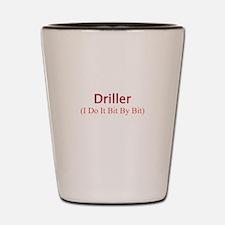 Driller Shot Glass