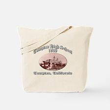 Compton High School 1908 Tote Bag