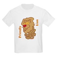 Lion Friend T-Shirt