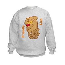 Lion Friend Sweatshirt