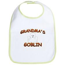 Grandma's Goblin (Boy Ghost) Bib