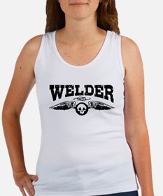 Welder Women's Tank Top