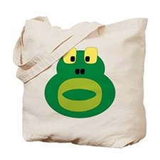 Silly Frog Tote Bag