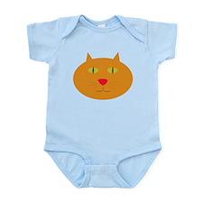 Silly Kitty Infant Bodysuit