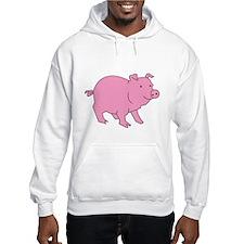 Pig Hooded Sweatshirt