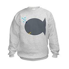 Silly Fish Sweatshirt