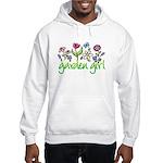 Garden Girl 2 Hooded Sweatshirt