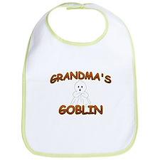 Grandma's Goblin (Girl Ghost) Bib