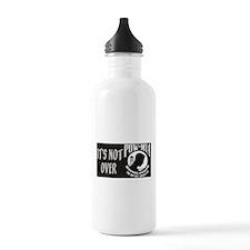 It's Not Over Water Bottle