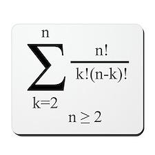 Poly Formula Mousepad