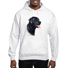 Labrador Retriever (black) Hoodie