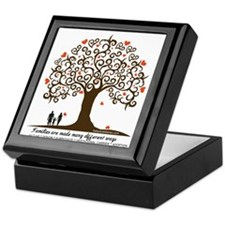INFERTILITY Family Tree Keepsake Box