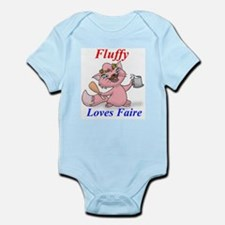 FluffyLovesFaire Infant Creeper
