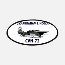 USS ABRAHAM LINCOLN Patches