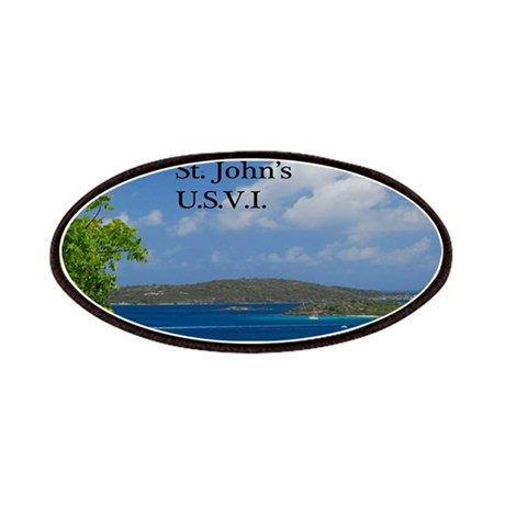 St. Johns Patches