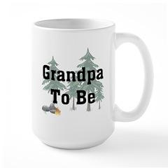 Hunting Grandpa To Be Mug