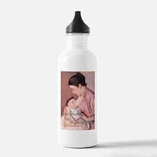 Breastfeeding is Beautiful Water Bottle
