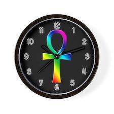 Cute Kemetic Wall Clock