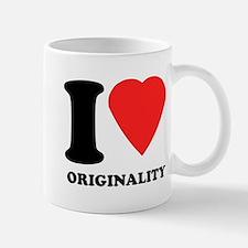 Originality Mug