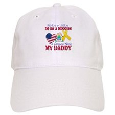 Welcome Home Daddy Baby Baseball Cap