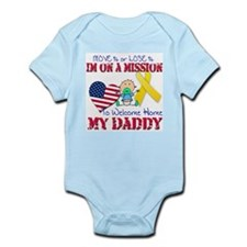 Welcome Home Daddy Baby Infant Bodysuit