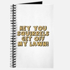 Hey Squirrel Journal