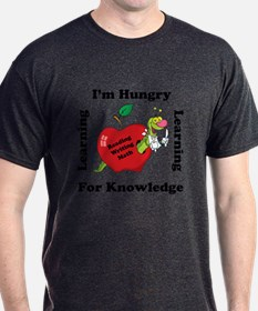 Hungry For Learning copy T-Shirt