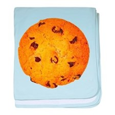 I Love Cookies baby blanket