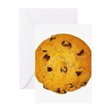 I Love Cookies Greeting Card