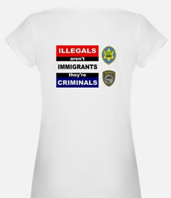 CLOSE THE BORDER Shirt