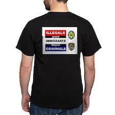 CLOSE THE BORDER T-Shirt