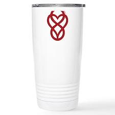 Let Love Out Travel Mug