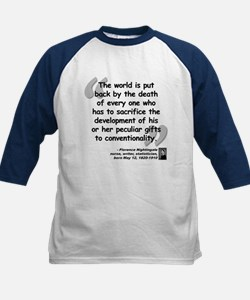 Nightingale Gifts Quote Tee