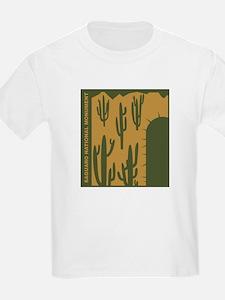 Cute Saguaro national park T-Shirt
