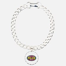 Proud to be a Police Mother Bracelet