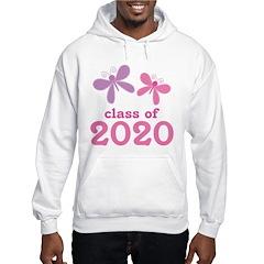 2020 Girls Graduation Hoodie