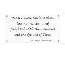 HPL: Ocean Banner