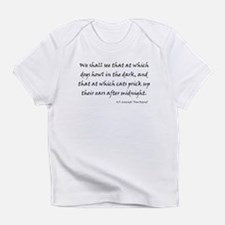 HPL: We Shall See Infant T-Shirt