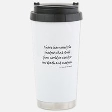 HPL: Shadows Stainless Steel Travel Mug