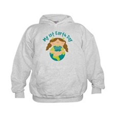 My 1st Earth Day Hoodie