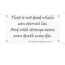 HPL: Death Banner