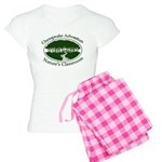 Chesapeake Arboretum Logo Women's Light Pajamas